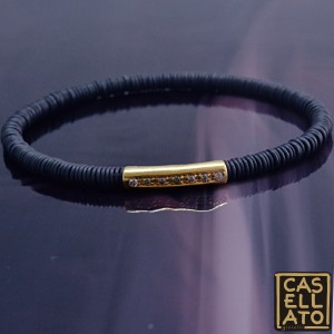 Bracciale Small Rings Tube